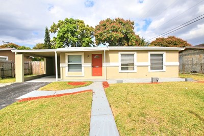 Lauderhill Home for Rent