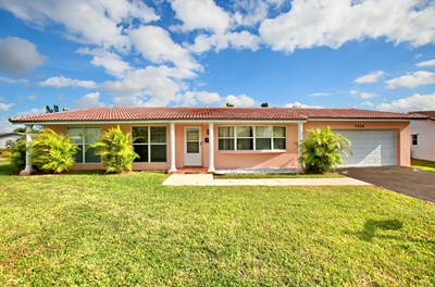 Coral Springs Home for Rent