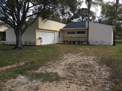 Fort Pierce Home for Rent