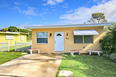 Lake Worth Home for Rent