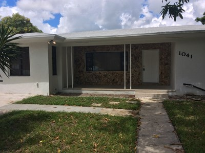 Miami Home for Rent