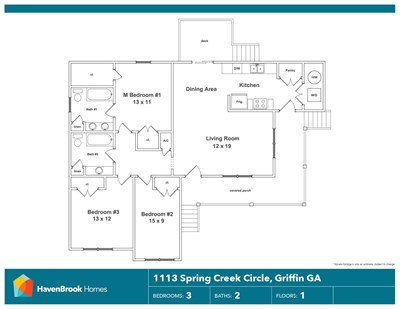 Griffin Home for Rent